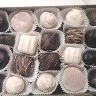 20 piece Assortment of truffles & Creams no liquer