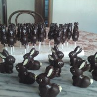 Dark bunny's and bunny pops