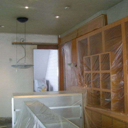Transformation of the Chocolaterie Vercruysse