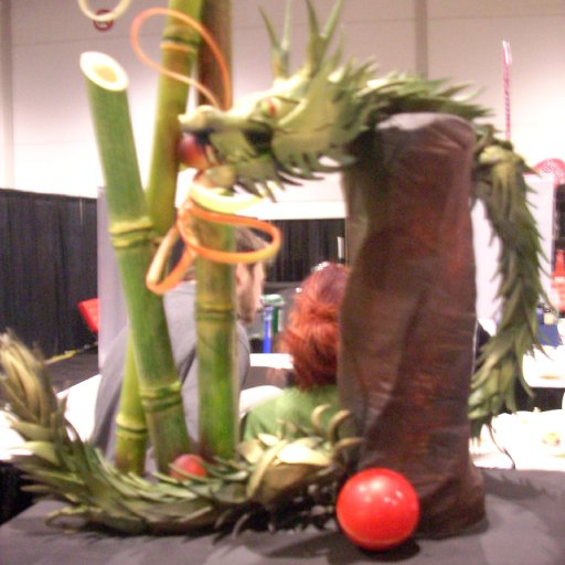 CRFA Show 2012 Showpiece Competition. 1st place YAY!