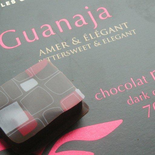 ganache Valrhona Guanaja 70% dark