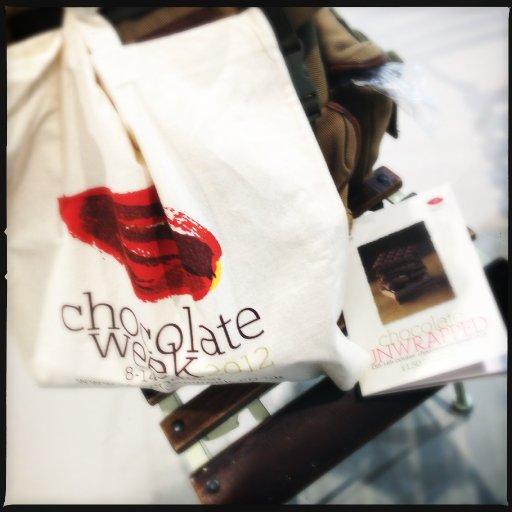 ChocolateWk2012 Press Bag