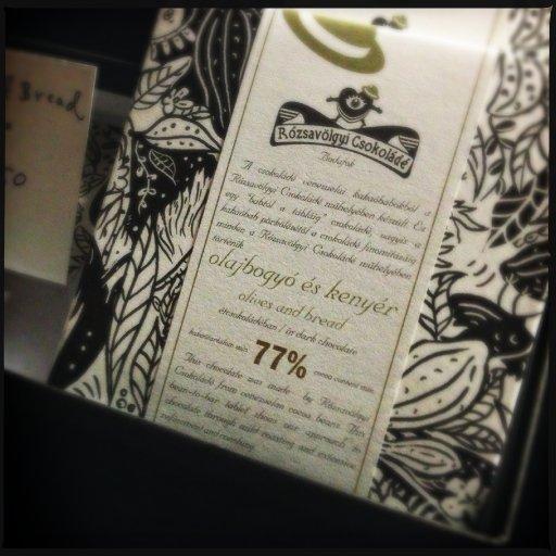 ChocolateWk2012 - Rózsavölgyi Csokoládé