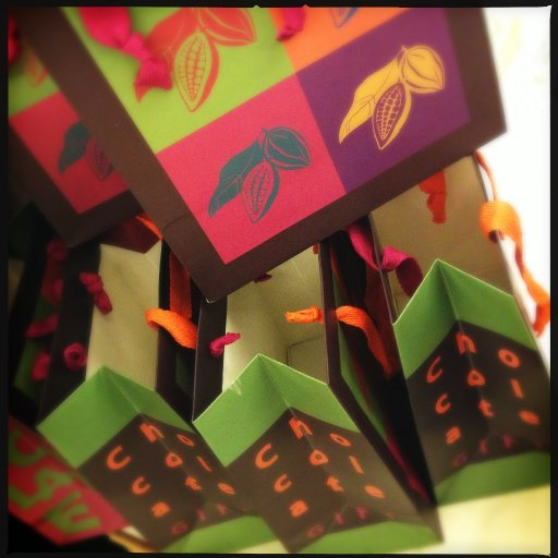 Euro2012 Amsterdam - Chocolate bags