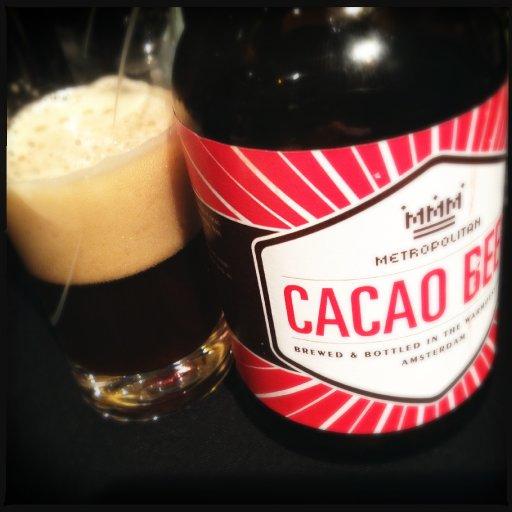 Euro2012 Amsterdam - Kees Raat's Cacao Beer