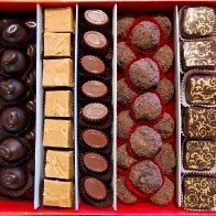 Holiday Chocolates Box, 2011