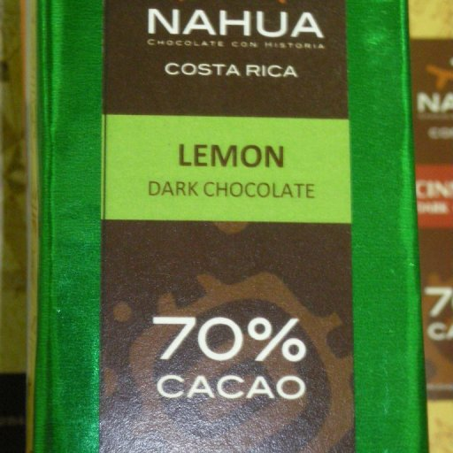 Nahua, Costa Rica flavoured