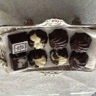 Chocolate tray