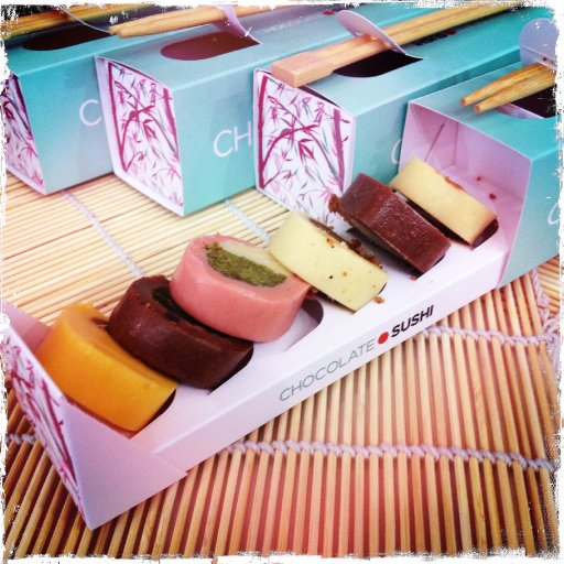 Chocolate Sushi - product