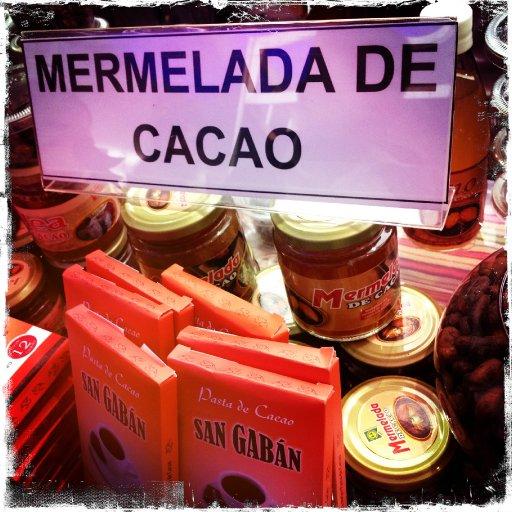 Cacao pulp marmalade