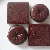 100% raw chocolate