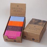Original Beans - 20 mini bars in a box