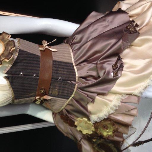 Chocolate Fashion Show Entry #1 - detail