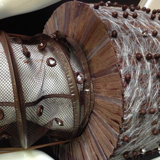 Chocolate Fashion Show Entry #2 - detail