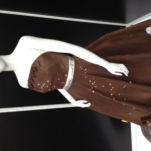 Chocolate Fashion Show Entry #6 - Lindt