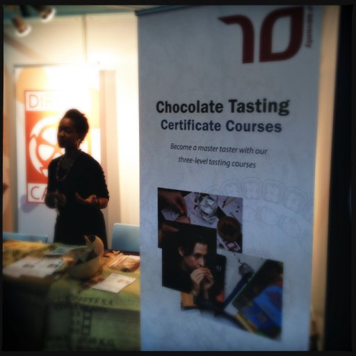 New - Chocolate Tasting Certificate Courses
