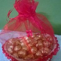 Basket of truffles
