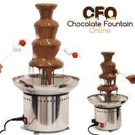 4 tiers Chocolate Fountain Machine