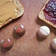 Peanut Butter Cayanne & Black Currant
