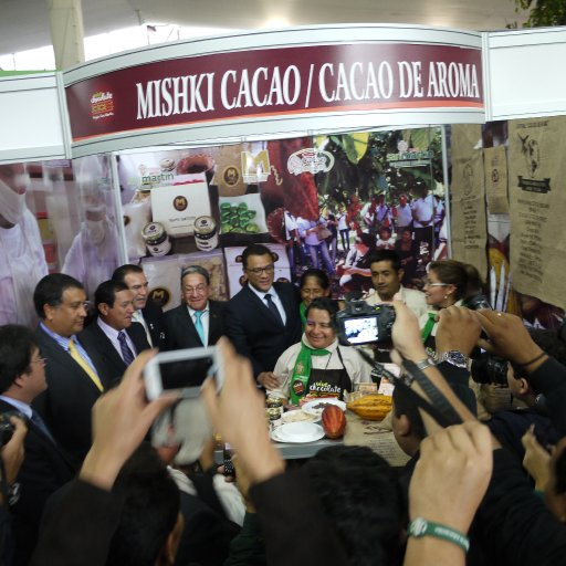 Mishki co-op booth