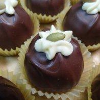 Milk Chocolate Pumpkin Spices Truffle