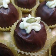 Milk Chocolate Pumpkin Spices Truffle
