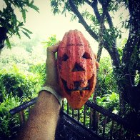 Halloween Cacao Pod