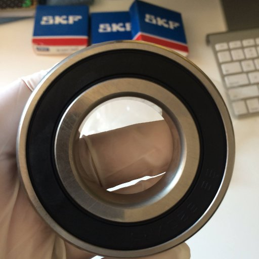Food grade SKF FDA approved stainless steel bearings!!