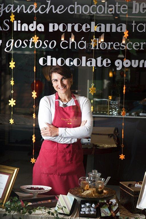 Chocolat Des Arts by Cintia